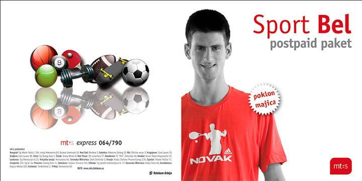 MT:S – Sport Bel Package – Novak