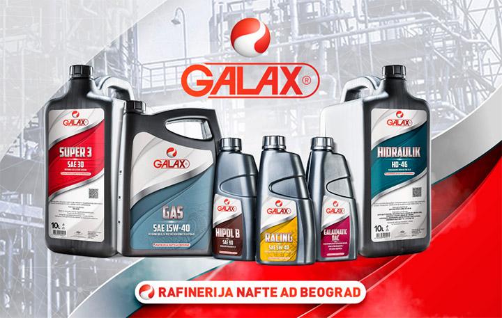 RNB GALAX